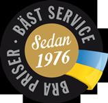 Torebrings Bra Priser, bäst service sedan 1976