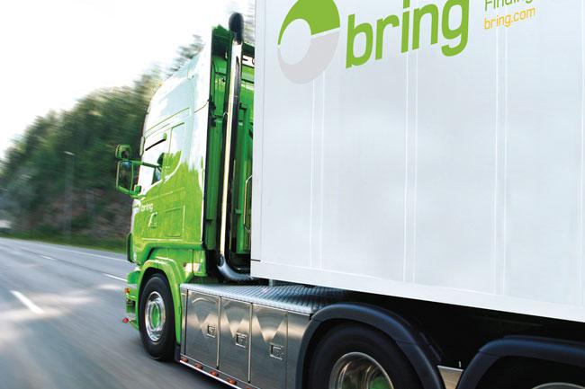 Bring Frigo transporter i samarbete med Torebrings Grossist AB