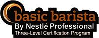 Logo basic barista Nestlé Professional
